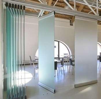 Hanging Glass Door Manufacturers