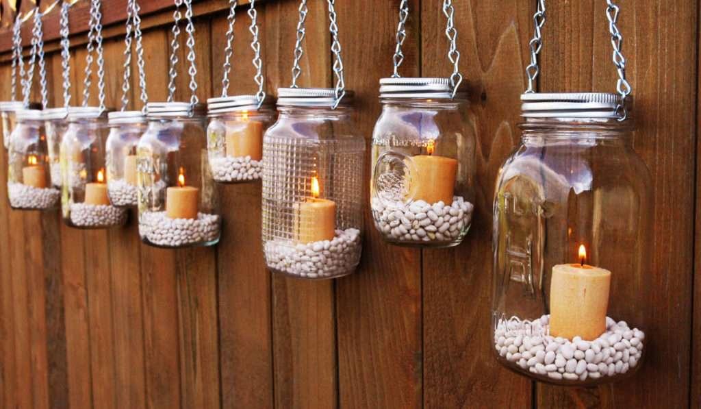 Hanging Glass Jar Manufacturers