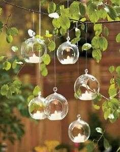Hanging Glass Tea Light Manufacturers