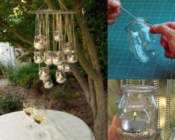 Hanging Jar Candle Holder Manufacturers