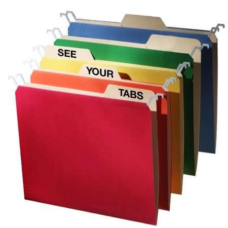 Hanging Paper Folder Manufacturers