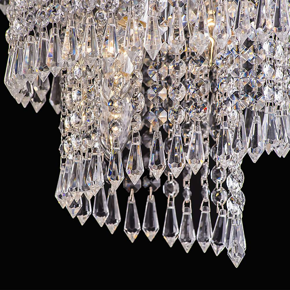 Hanging Plastic Crystal Manufacturers