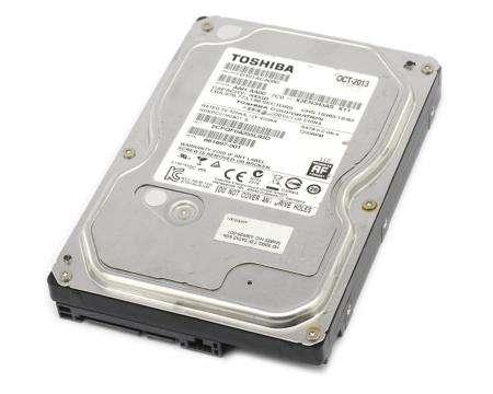 Hard Disk Toshiba Manufacturers