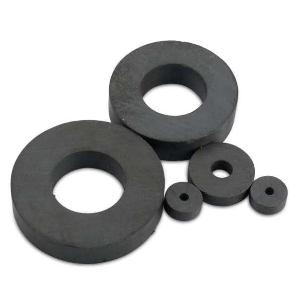 Hard Ferrite Ring Manufacturers