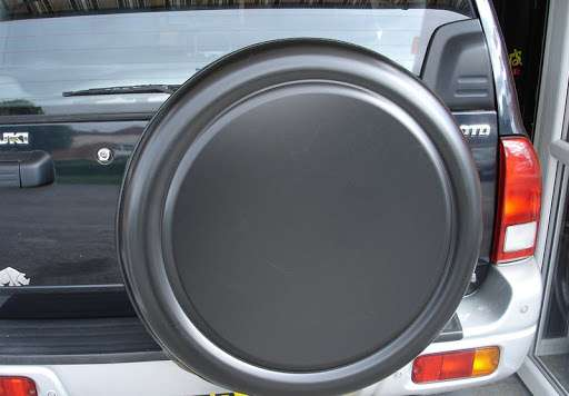 Hard Tire Cover Manufacturers