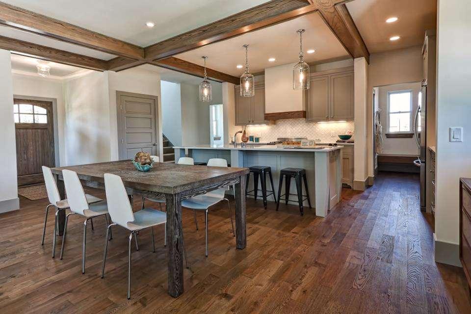 Hardwood Floor Good Kitchen Manufacturers