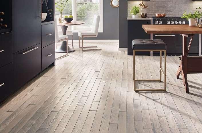 硬木地板的选择 制造商
