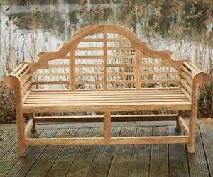 Hardwood Garden Bench Manufacturers