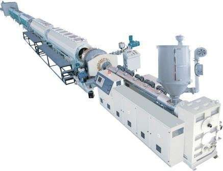Hdpe Pipe Extruder Manufacturers