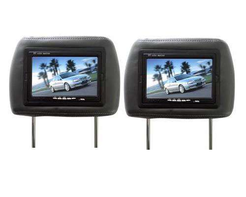 Headrest Lcd Tv Manufacturers