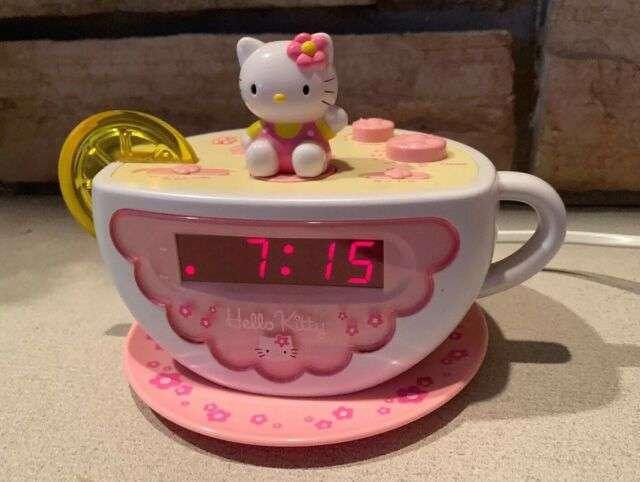 Hello Kitty闹钟 制造商