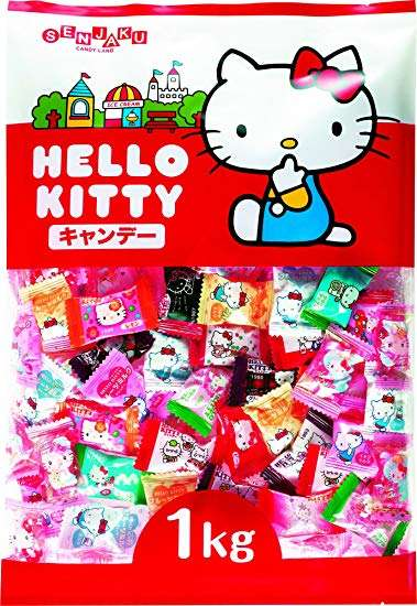 Hello Kitty Candy Manufacturers