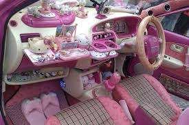 Hello Kitty Car Accessory Manufacturers