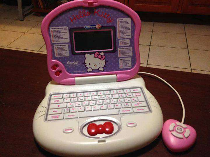Hello Kitty电脑 制造商