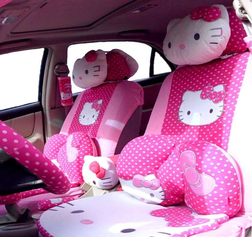 Hello Kitty Seat Cover Manufacturers