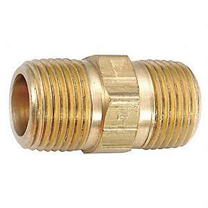 Hex Brass Nipple Manufacturers