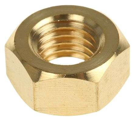 六角黄铜螺母 制造商