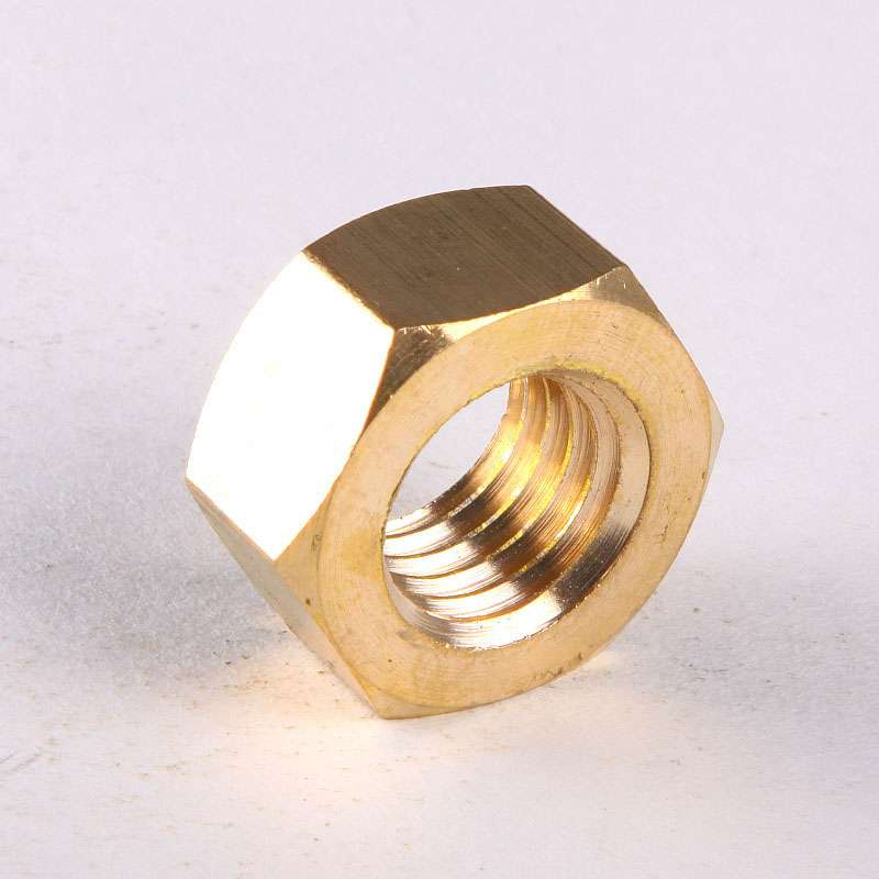 六角铜螺母 制造商