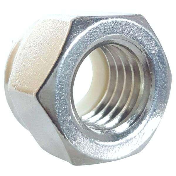 Hex Lock Nut Nylon Insert Manufacturers