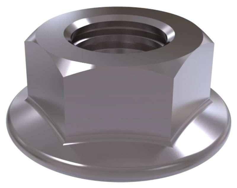 Hex Nut Din6923 Manufacturers