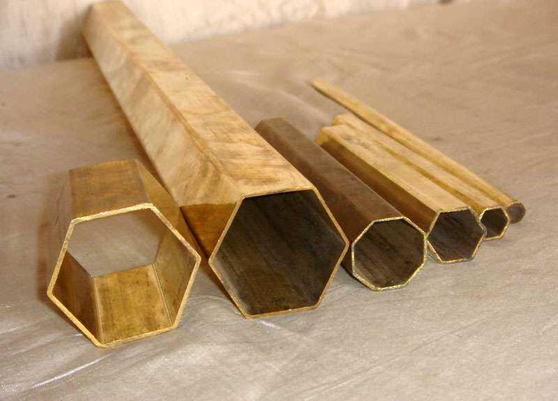 Hexagon Bronze Tube Manufacturers