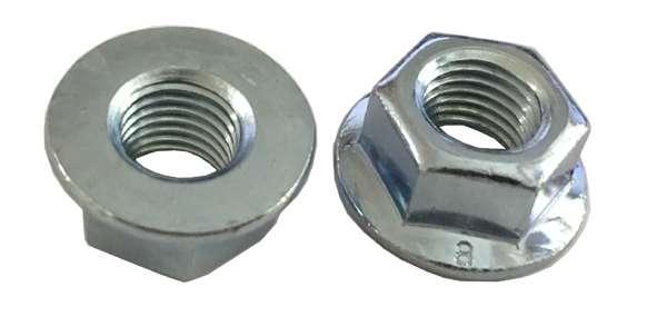 Hexagon Flange Nut Manufacturers