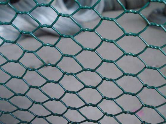 Hexagonal Mesh Netting Pvc Manufacturers