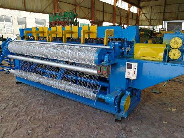 Hexagonal Netting Making Machine Manufacturers