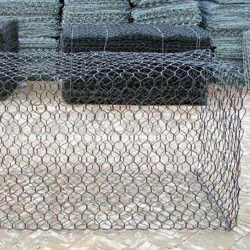 六角形pvc石笼网 制造商