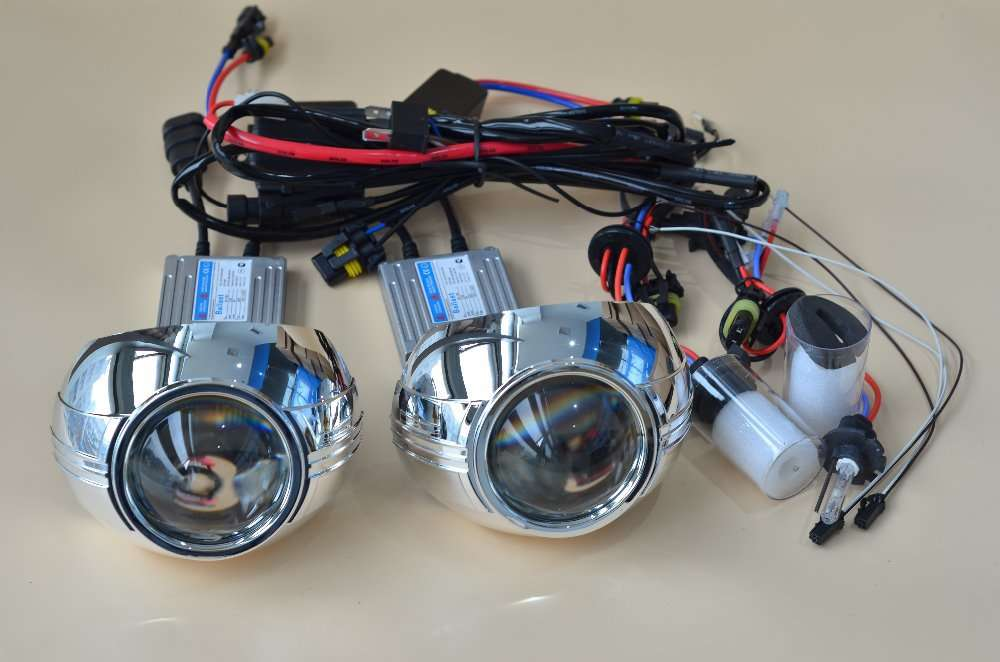 Hid Bi-Xenon Projector Lens Light Manufacturers