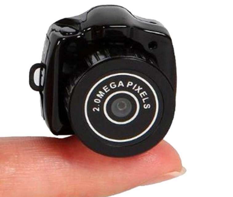 Hidden Video Camera Can Manufacturers