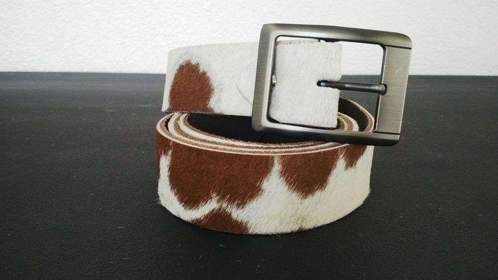 Hide Cow Belt Manufacturers