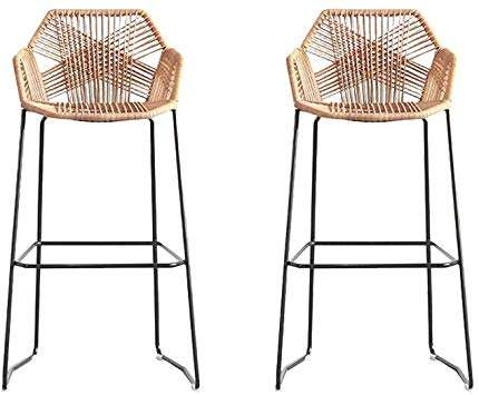 High Bar Rattan Chair Manufacturers