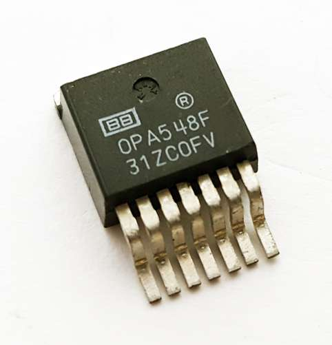 High Current Operational Amplifier Manufacturers