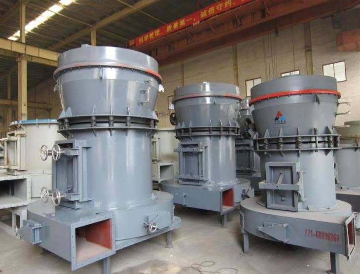 High Pressure Mill Manufacturers