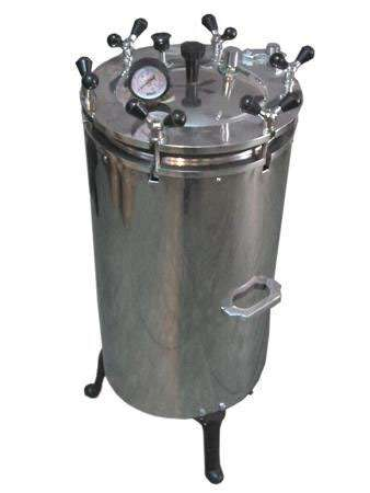 High Pressure Steam Sterilizer Manufacturers