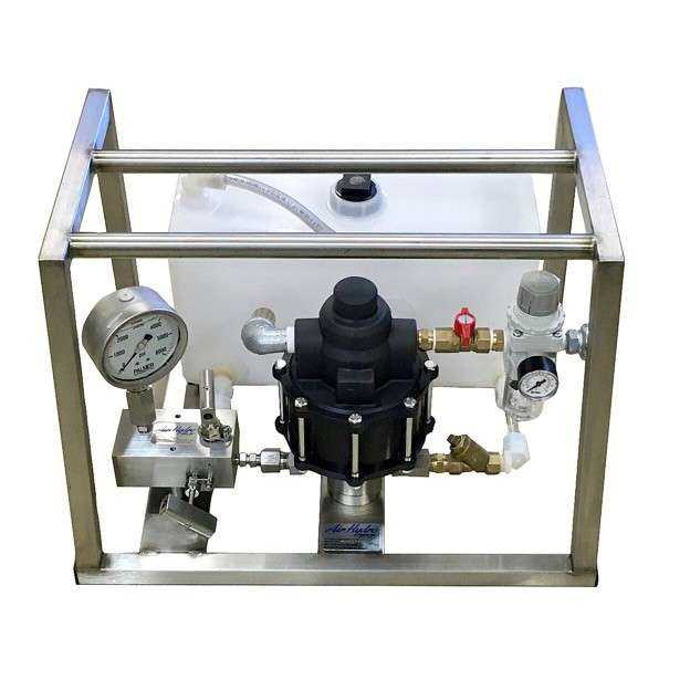 High Pressure Testing Tank Importers