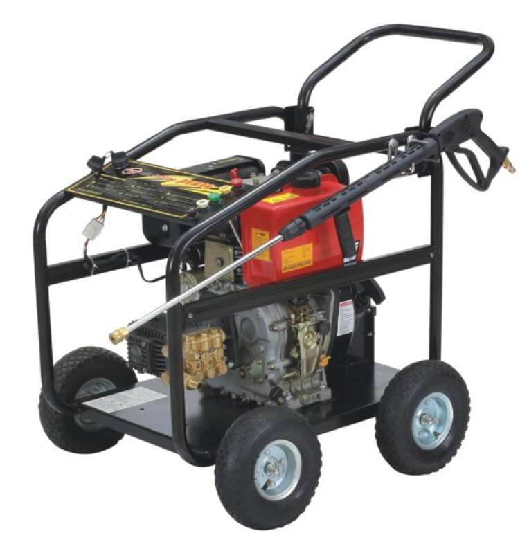 High Pressure Washer Diesel Manufacturers