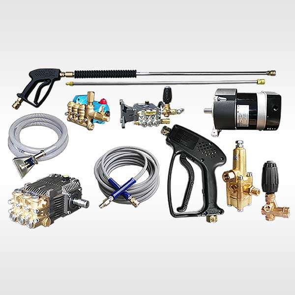 High Pressure Washer Part Manufacturers