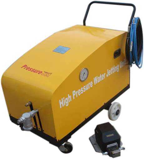 High Pressure Water Cleaning Equipment Manufacturers
