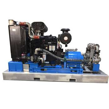 High Pressure Water Equipment Manufacturers