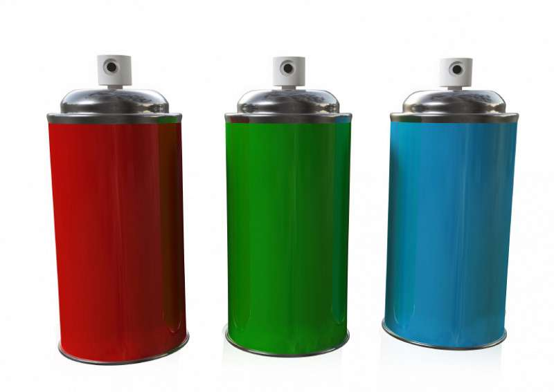 High Temperature Spray Paint Manufacturers