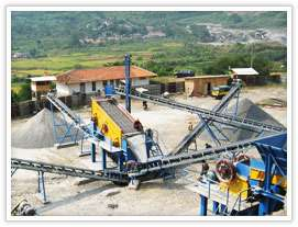 High Way Stone Production Line Manufacturers
