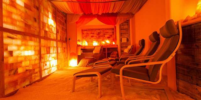 Himalayan Salt Therapy Manufacturers