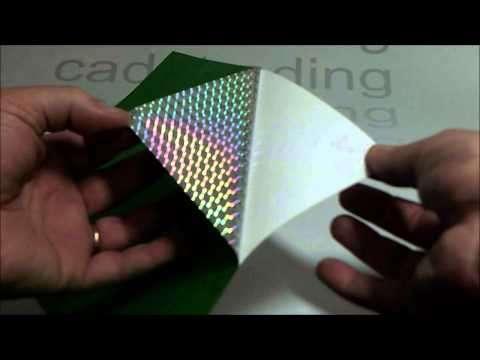 Hologram Paper Self Adhesive Manufacturers