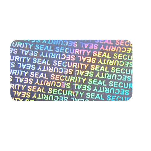 Hologram Security Sticker Manufacturers