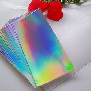 Holographic Paper Board Manufacturers