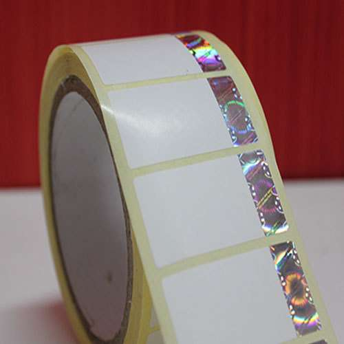 Holographic Paper Label Manufacturers
