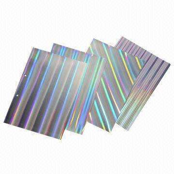 Holographic Paper Material Manufacturers
