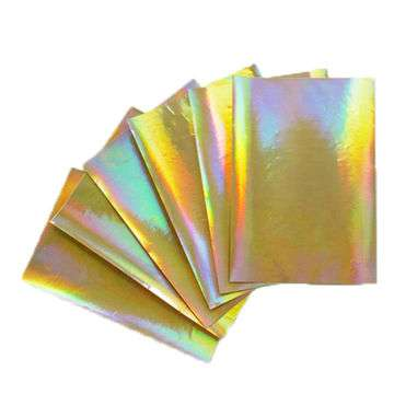Holographic Transferred Paper Manufacturers